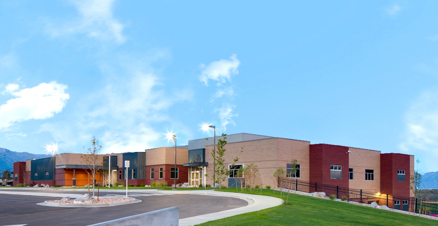 Rendering of Grovecrest Elementary
