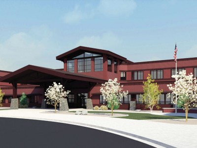 Skyridge High School Rendering