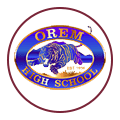 Orem High logo