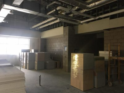 Liberty Hills Construction - Multpurpose room