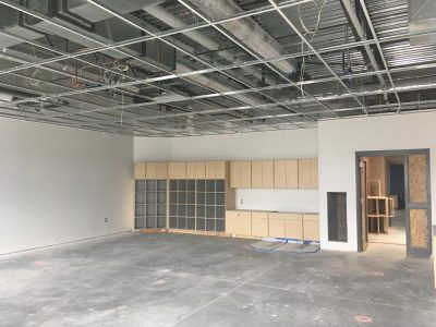 Liberty Hills Construction - Classroom