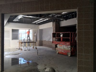 New Lehi Elementary Front Office