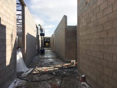 New Lehi Elementary Construction