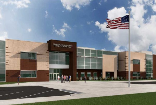 new saratoga middle school