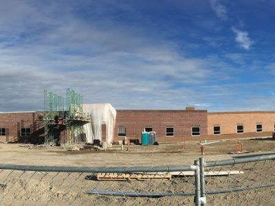 Panorama of Brookhaven Construction